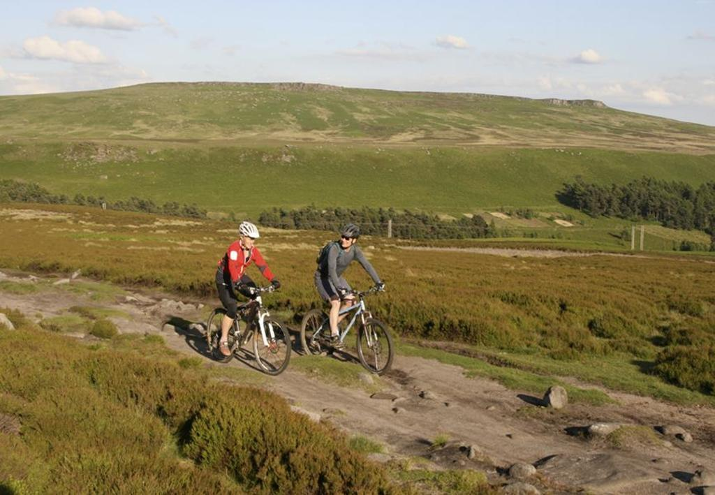 Peak District activities