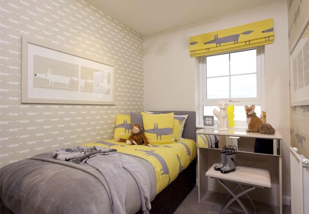 Oakham bed 3