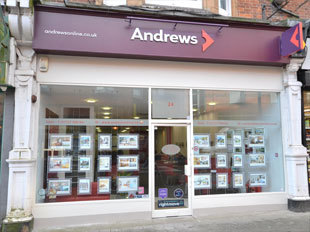Andrews Estate Agents - New Homes, South Eastbranch details