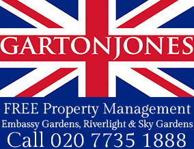 Get brand editions for Garton Jones, Nine Elms & Vauxhall