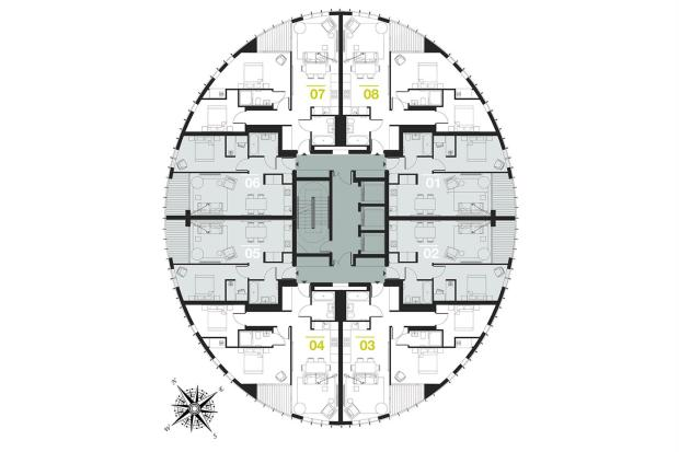 SkyGardens Site Plan