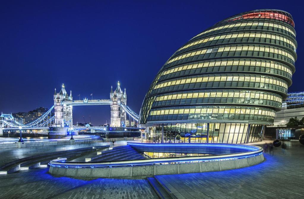 City Hall & Tower Br