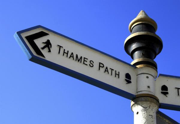 Thames London Path