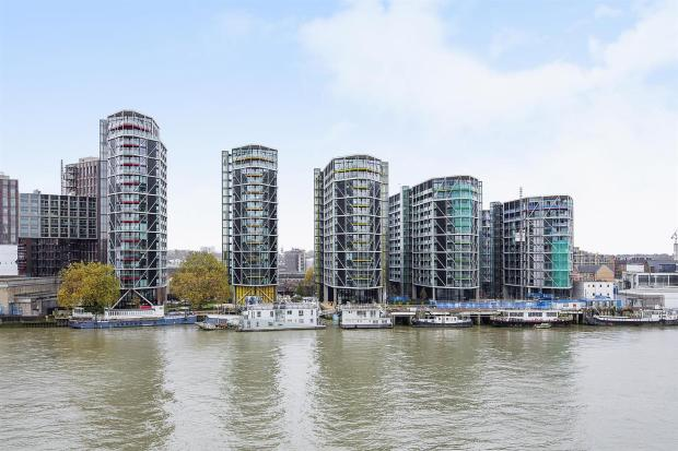 Riverlight by Thames