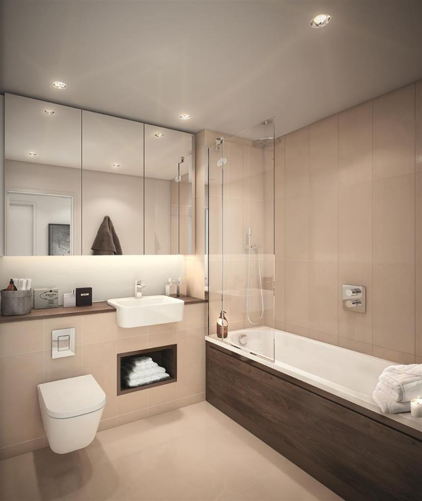 Bathroom CGI Nine El