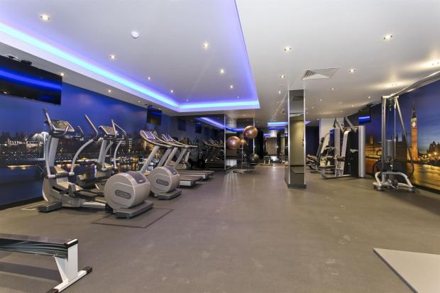 Parliament House Gym