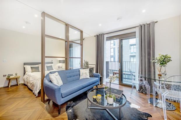 Reception & Bed Area