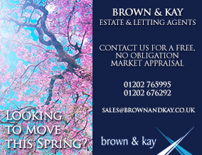Get brand editions for Brown & Kay, Westbourne
