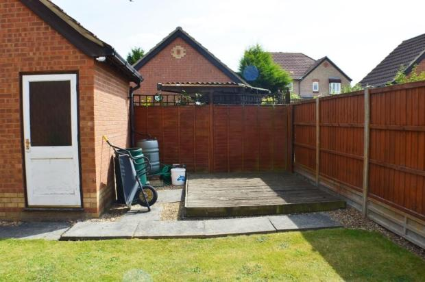 Space for Shed