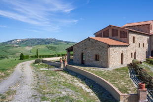 1 bed semi detached property for sale in Volterra, Pisa, Tuscany