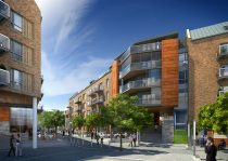 Muse Developments Ltd & Umberslade , Wapping Wharf Living