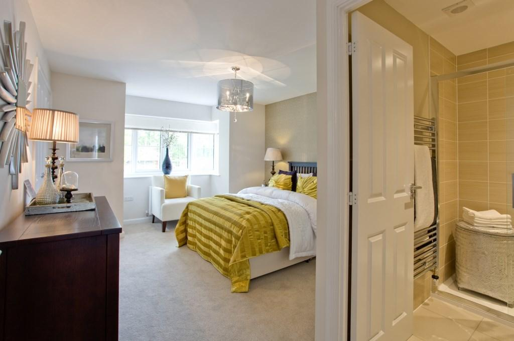 4. Typical Bedroom with En Suite