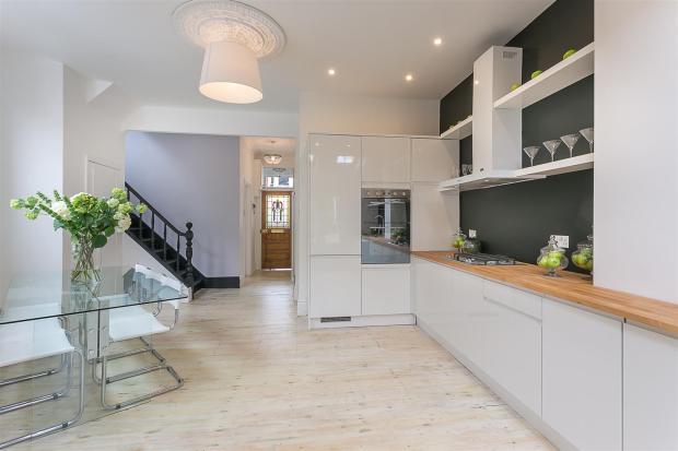 3 bedroom end of terrace house for sale in ashleigh grove jesmond newcastle upon tyne ne2 Bathroom design newcastle upon tyne
