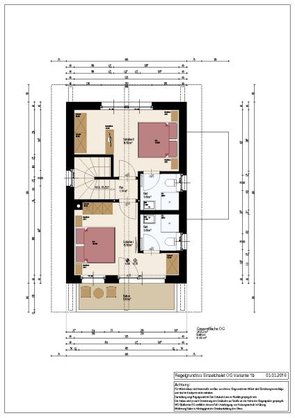 e.g layout Top Floor