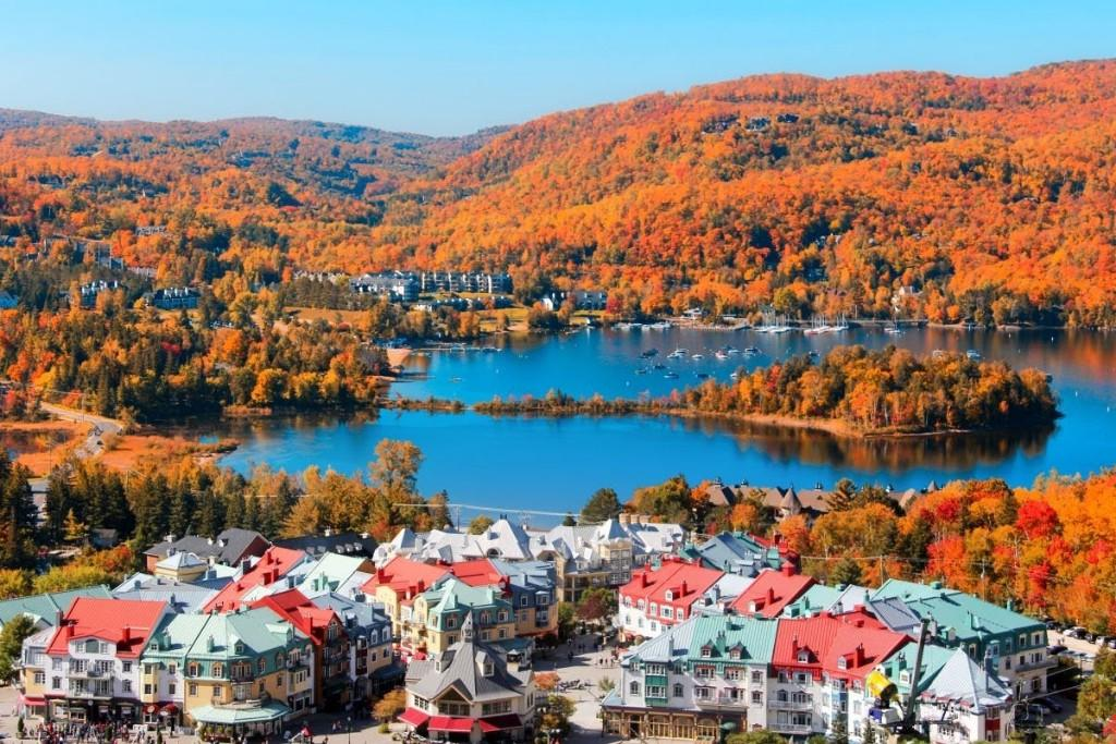 Mont Tremblant new property