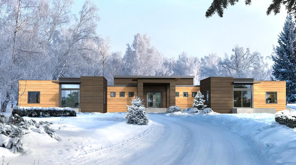 2 bed new house for sale in Mont Tremblant, Québec