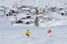 new development in Zürs, Bludenz, Vorarlberg