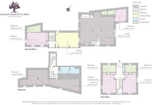 DH15749 Floor plan
