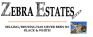Zebra Estates, Essex  logo