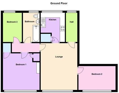 Floor Plan - 15 Ash