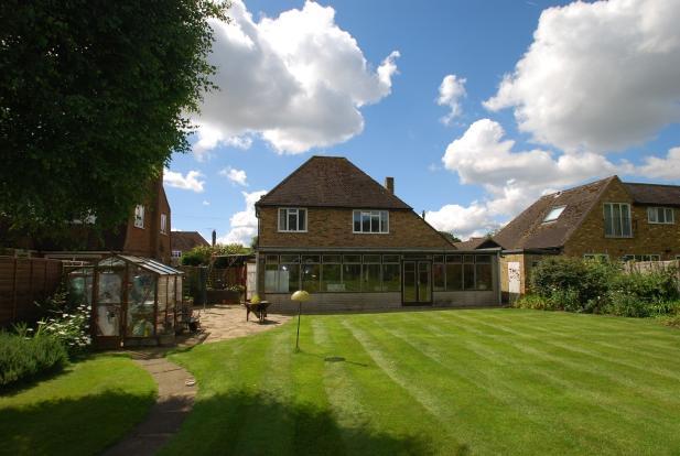 Garden and rear