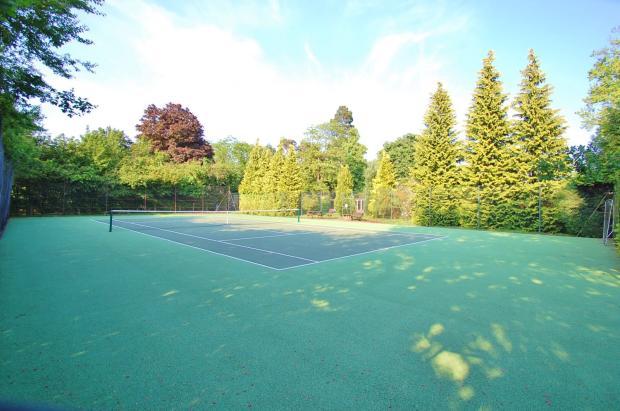 Tennis Angle
