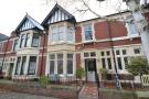 Terraced property in Kimberley Road, Penylan...