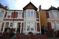 5 bedroom Terraced property for sale in Balaclava Road, Penylan...