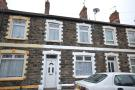 Terraced house for sale in Pearl Street, Splott...