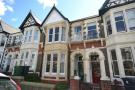 4 bed Terraced home in Ty-draw Place, Penylan...