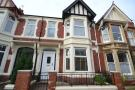 Terraced house for sale in Westville Road, Penylan...