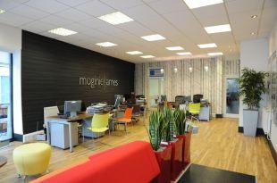 Moginie James, Roath - Salesbranch details
