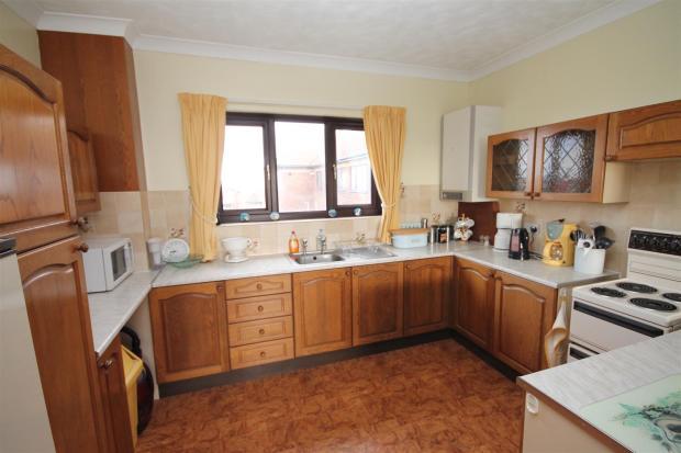Open Plan Kitchen &
