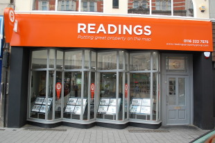 Readings Property Group, Leicesterbranch details