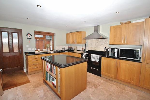 Kitchen Area -...