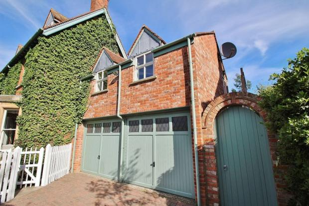 Garage and Annexe