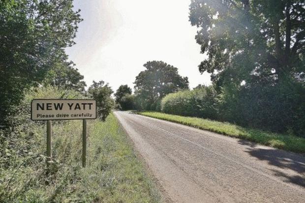 New Yatt Villa...