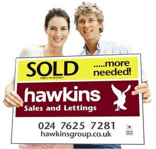 Hawkins Estate Agents, Coventrybranch details