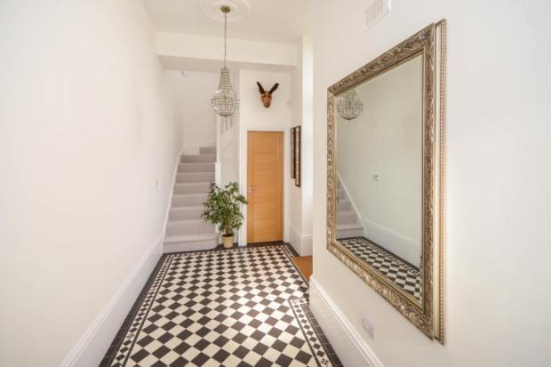 Example Hallway