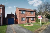 4 bedroom Detached house for sale in Wolsey Way, Lincoln...