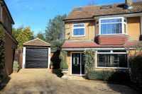 4 bedroom semi detached home for sale in Briscoe Close, Hoddesdon...