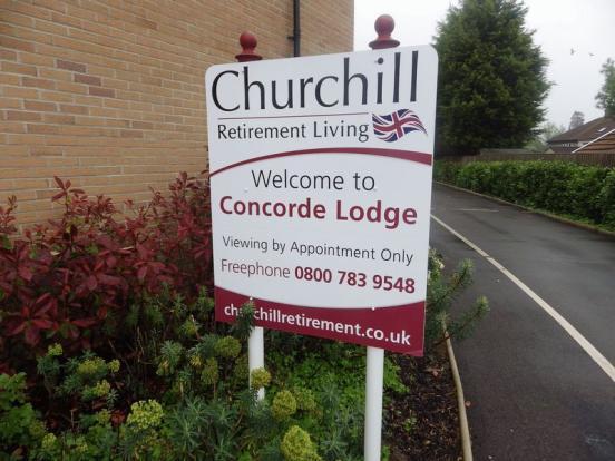 Concorde Lodge...