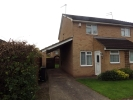 2 bed semi detached house in Blenman Close, Frenchay