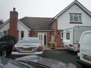 2 bed semi detached house in Pratts Lane...