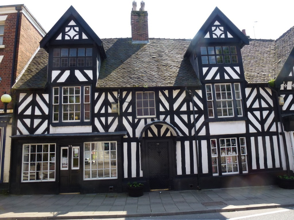Shop for sale in tudor house tea rooms 77 high street for Tudor house