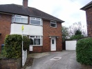 semi detached house for sale in Sneyd Avenue, Leek