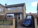 3 bed semi detached property in Beech Close, Leek...