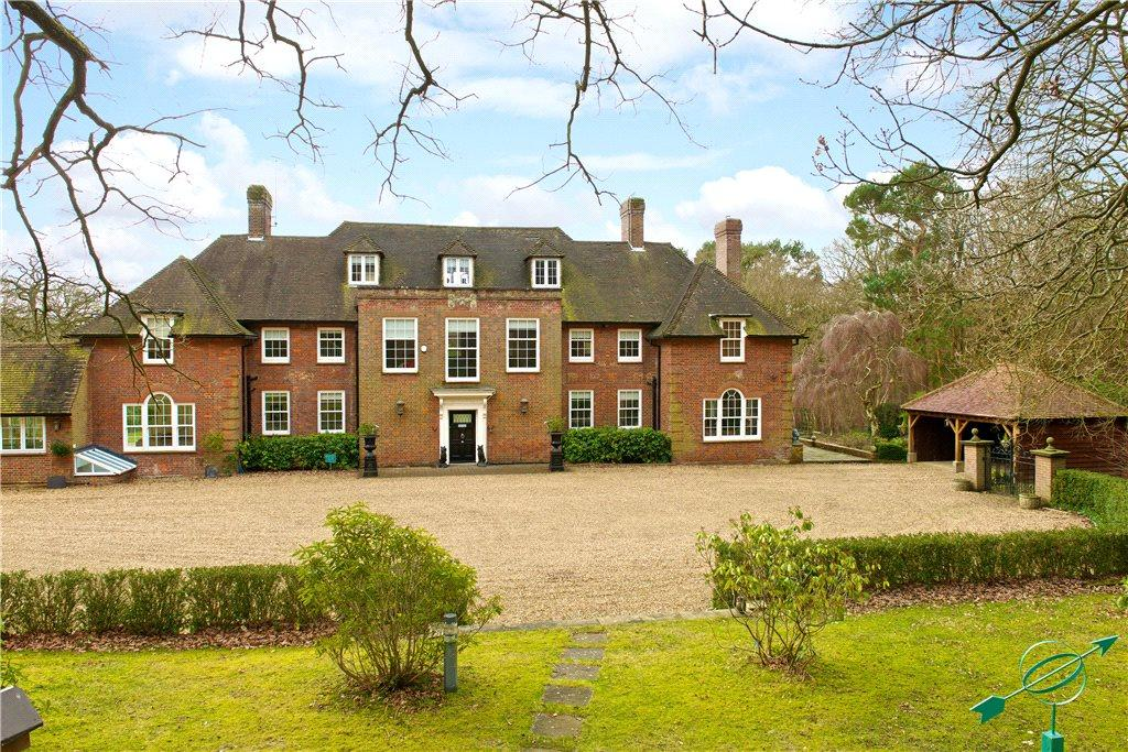 6 Bedroom Detached House For Sale In Woburn Road Heath And Reach Leighton Buzzard