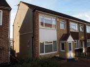 semi detached home for sale in Clifford Gardens...