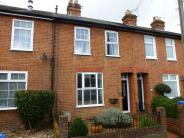 Terraced home for sale in Powney Road, Maidenhead...